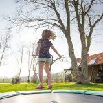 Tips voor vakantie met kinderen in eigen tuin